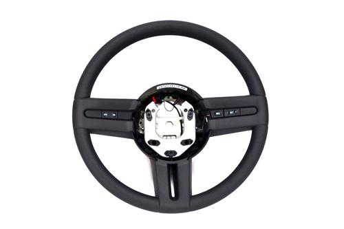 Mustang Steering Wheel, Non-Leather Wrapped (05-12)