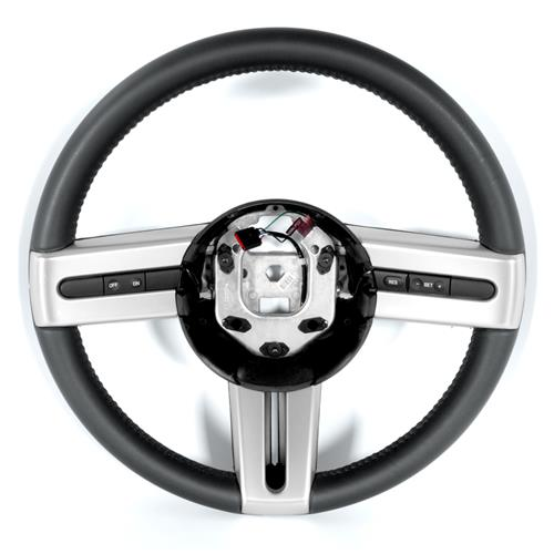 Mustang Leather Steering Wheel (05-09) GT R3Z3600CAA