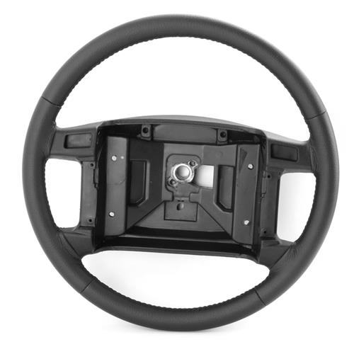 Mustang Replacement Steering Wheel & Horn Buttons Black (90-93)