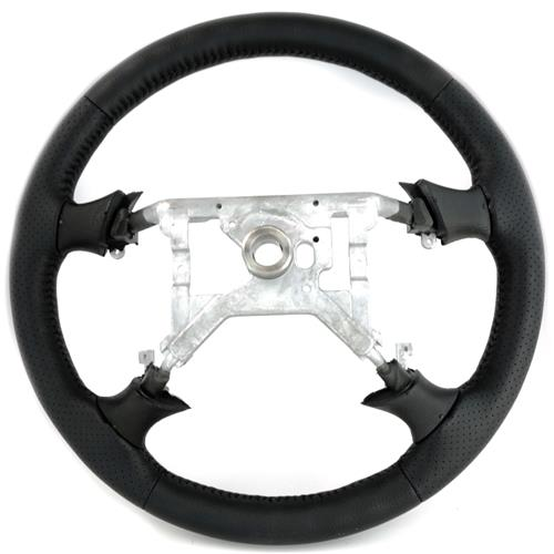 Mustang FR500 Style Steering Wheel - Black (94-98)