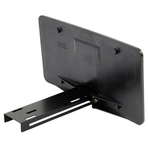 Flip Down License Plate Holder ...  sc 1 st  LMR.com : liscence plate holder - pezcame.com