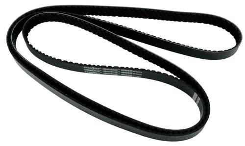 1987 Mustang Goodyear Gatorback Serpintine Drive Belt with Factory A/C Manual Transmission 5.0L