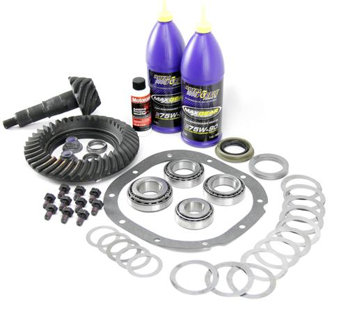 "Ford Racing Mustang 8.8"" 3.55 Ratio Rear End Gear Kit (86-09)"