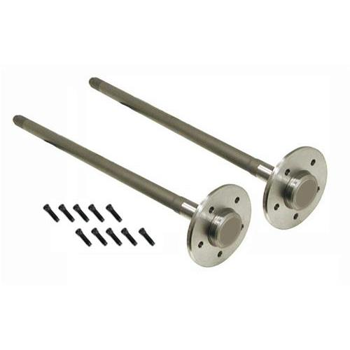 Mustang 28 Spline Axle Shafts w/ Wheel Studs (99-04)