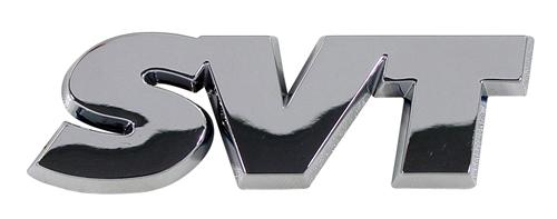 Ford Racing Mustang Cobra SVT Trunk Emblem (01-04) M-1447-Svt
