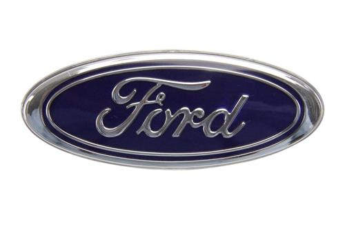 Mustang Ford Oval Emblem (83-87) - Picture of Mustang Ford Oval Emblem (83-87)