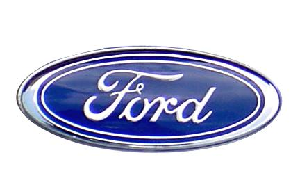 94 97 Mustang Ford Oval Trunk Emblem Lmr Com