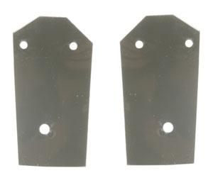 Mustang Trunk Hinge Gaskets (83-93) Convertible