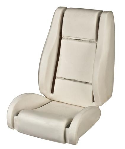Mustang Sport R Bucket Seat Foam, Non Air Bag Seat (05-07) 43-7895