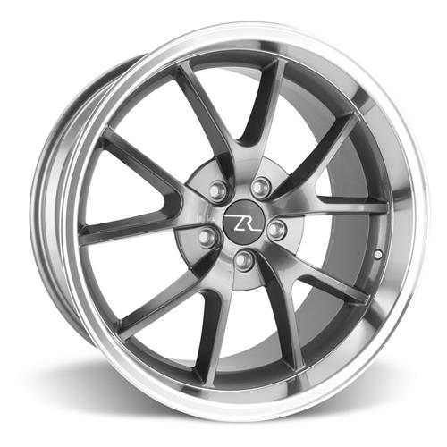 Mustang FR500 Wheel - 20x10 Anthracite (05-14)