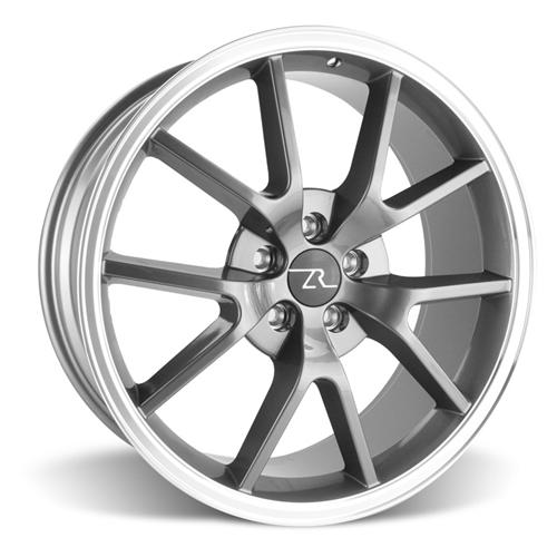 Mustang FR500 Wheel Kit - 20x8.5 Anthracite (05-15)