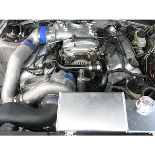 Vortech Mustang V-2 SCi Supercharger Kit - Satin - Tuner (2001) Cobra 4FR218-170SQ