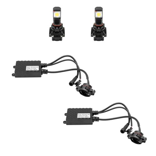 gt500 led fog light kit  07-14
