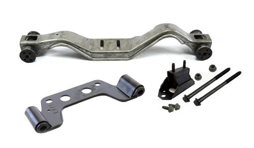 Mustang T-5 Adjustable Crossmember Kit (86-93)