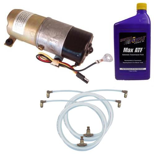 Mustang Convertible Top Motor Kit (94-04)
