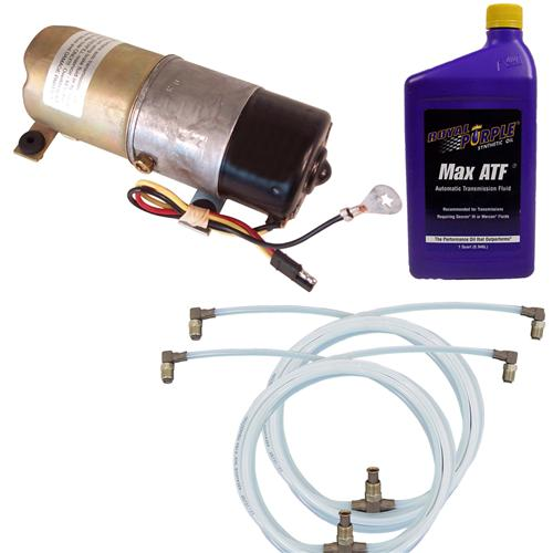 Mustang Convertible Top Motor Kit (83-93)