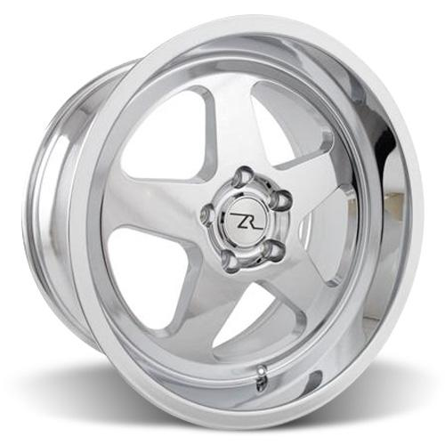 Mustang Saleen SC Wheel - 18x10 Chrome (94-04)