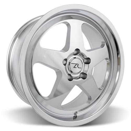 Mustang Saleen SC Wheel - 18x8.5 Chrome (94-04)