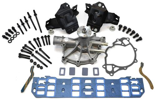 Mustang Crate Engine Finishing Kit (79-93) 5.0L 5.8L