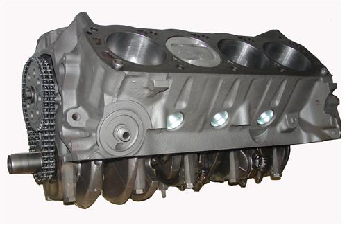Mustang 351w Short Block Accepts Roller Cam (79-95) 5.8L