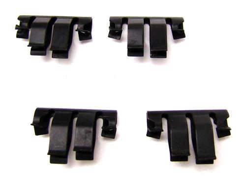 Mustang Shifter Bezel Clips for Manual Transmission (94-04)