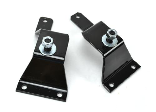 Mustang Solid Motor Mounts (96-04) 4.6L