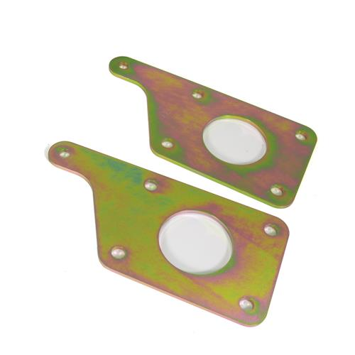 Mustang LS Swap Adapter Plates w/ Solid 4.6 Mounts (79-04)