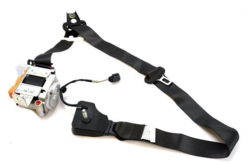 Mustang Front Seat Belt Assembly - RH (08-09) Convertible