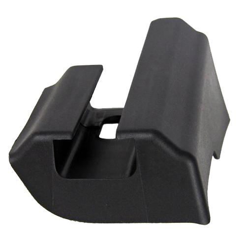 Mustang RH Inside Seat Track Foot Cover  - Rear of Front Seat (05-14)