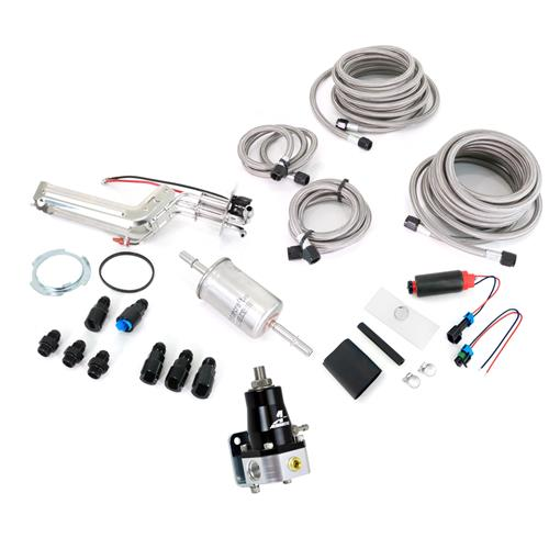 SVE Mustang Coyote Swap Fuel System - 340LPH (86-93)
