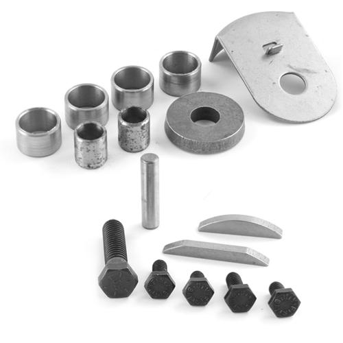 Mustang Engine Finishing Hardware Kit for Efi 5.0L (86-95) - Mustang Engine Finishing Hardware Kit for Efi 5.0L (86-95)