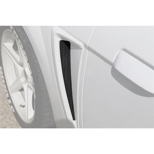 35th Anniversary Mustang Quarter Panel Side Scoop Inserts (1999)