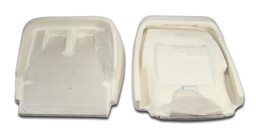 Mustang Seat Foam for Standard Seats Sold as Each (83-93) 43-73700