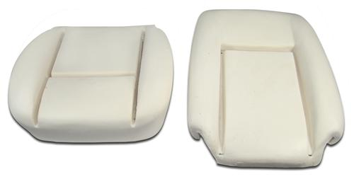 TMI Mustang Seat Foam for Standard Seats Sold as Each (83-93) 43-73700