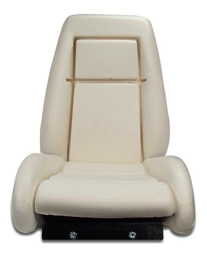 TMI Mustang Seat Foam Sport Seats With Knee Bolster (90-91) 43-73706