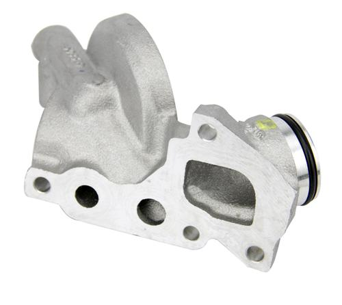 Mustang Oil Cooler Adapter (96-04) 4.6 4V - Picture of Mustang Oil Cooler Adapter (96-04) 4.6 4V