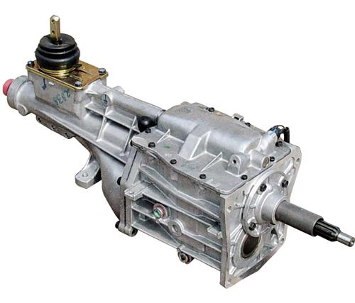 "Tremec Mustang Heavy-duty ""World Class"" T-5 Transmission (79-93) 1352-000-251"