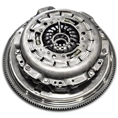 Mustang GT350 Dual Disc Replacement Clutch (15-16)