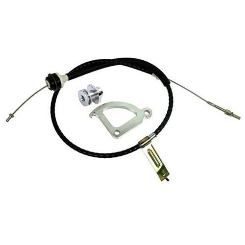 Mustang Adjustable Clutch Cable Kit 5.0L/3.8L (82-04)