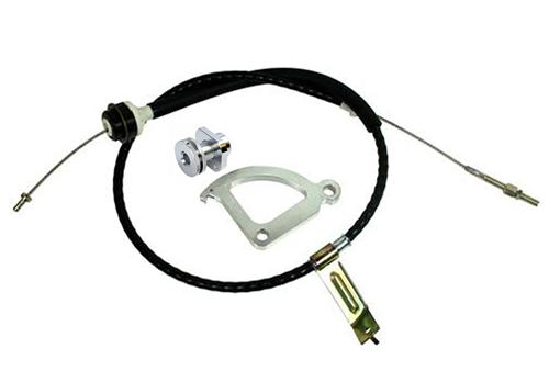 Mustang Clutch Cable Kit, Mustang Clutch Adjuster, Mustang Clutch Quadrant