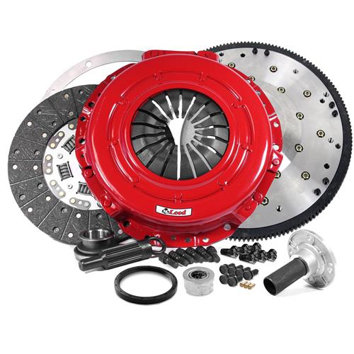 "McLeod Mustang Clutch Master Replacement Kit - 10.5"" - 10 Spline (82-93) 5.0"