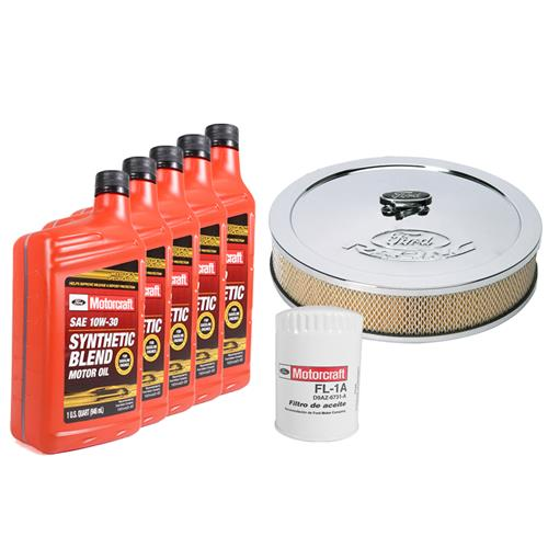 Motorcraft Mustang Maintenance Kit (79-85) 5.0