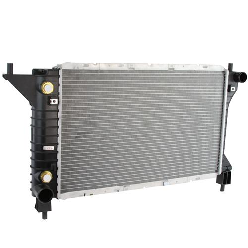 Mustang Stock Replacement Radiator (1996) - Mustang Stock Replacement Radiator (1996)