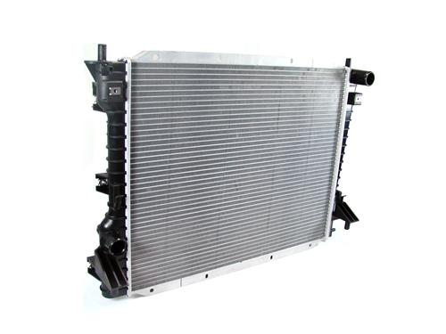 Mustang Stock Replacement Radiator (05-09) Will Not Fit 07-08 GT500 4.0L 4.6L