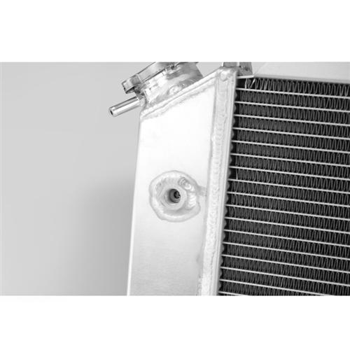SVE Mustang Aluminum Radiator Replacement Kit (79-93) 5.0L  - SVE Mustang Aluminum Radiator Replacement Kit (79-93) 5.0L