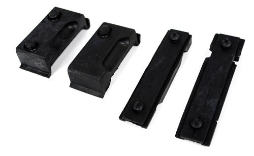 Mustang Radiator Insulator Set (79-93) E0SB-8124