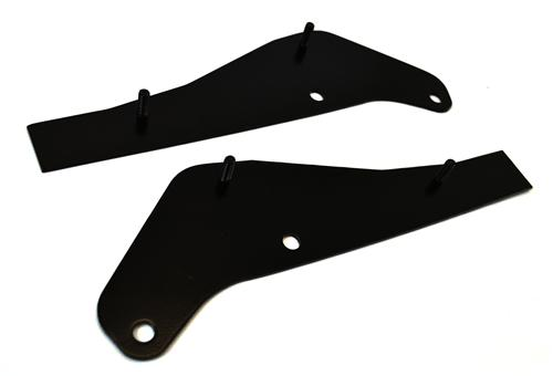 Mustang GT Side Reinforcement Panels (87-93)