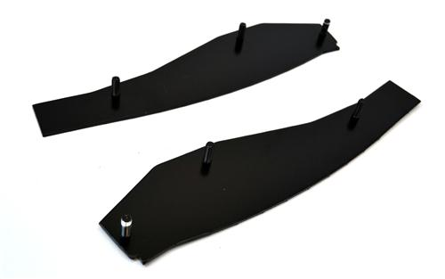 Mustang LX Side Reinforcement Panels (87-93)