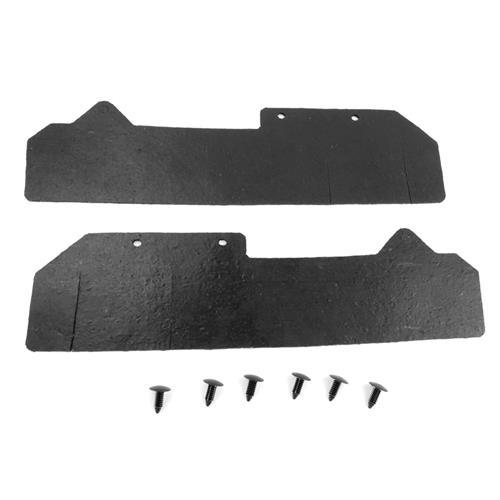Mustang  Radiator Side Air Deflector Pair (84-93)