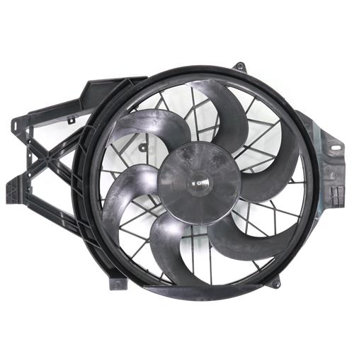 Mustang Electric Cooling Fan Assembly 97 00 Gt Cobra